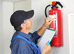 Tűzvédelmi előadó