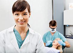 Klinikai fogászati higiénikus