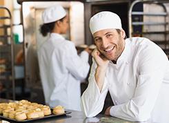 Sütőipari és gyorspékségi munkás